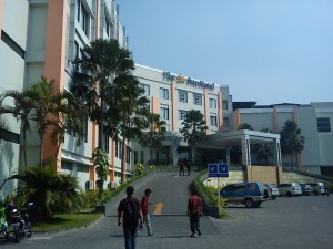 SUn City Hotel Sidoarjo
