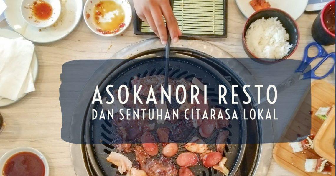 Asokanori Resto Makassar