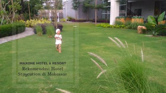 Hotel staycation di Makassar